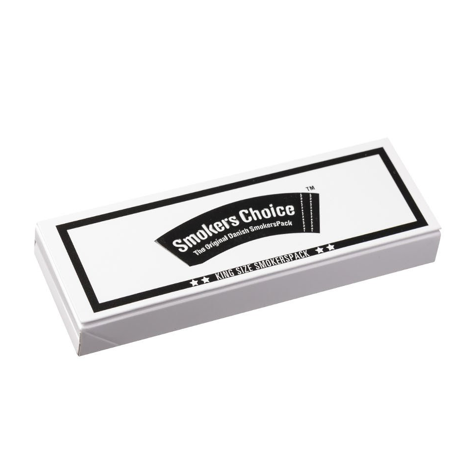 Smokerschoice - Smokerspack King Size White