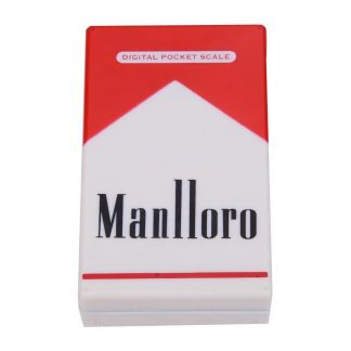 Manlloro cigarett paket digital