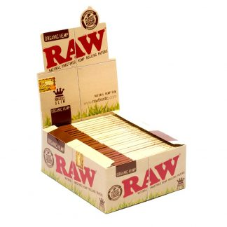 RAW Slim Kingsize Organic Hemp