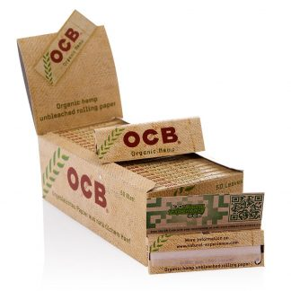 OCB Organic Hemp No.1 Regular