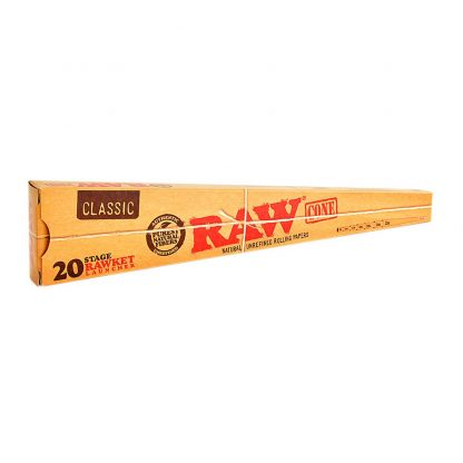 Raw 20 Stage Rawket Launcher
