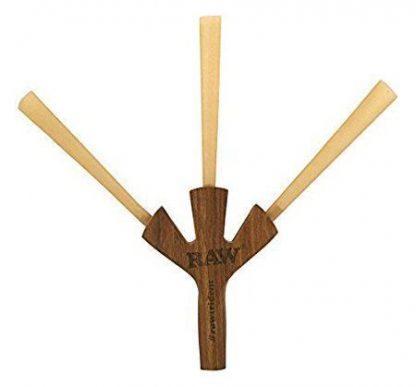 RAW Trident Cig Holder Wooden