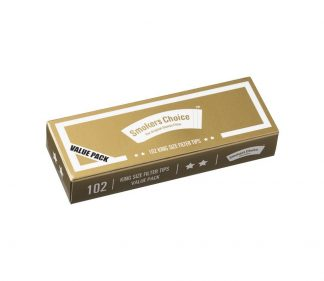 Smokerschoice - King Size Gold Value Pack