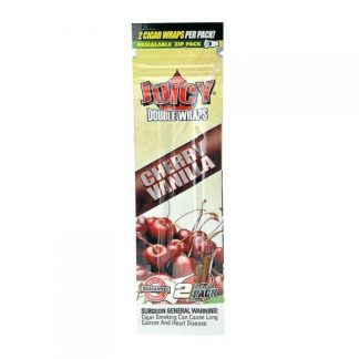 Juicy Jays Blunt Wraps (Cherry Vanilla 2-pack) - smokeshop.se
